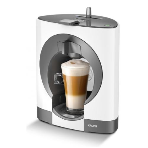 Krups KP1101CE Dolce Gusto Oblo white
