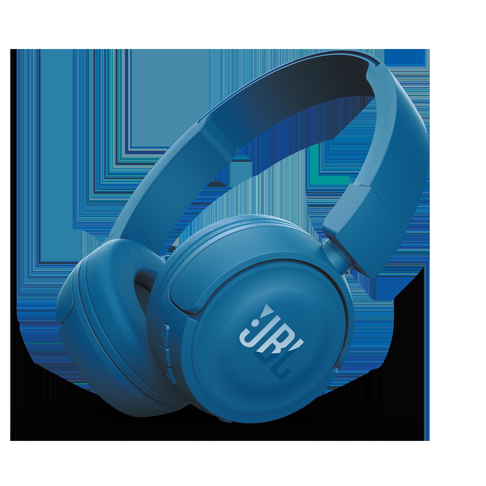 JBL T450BT modrá