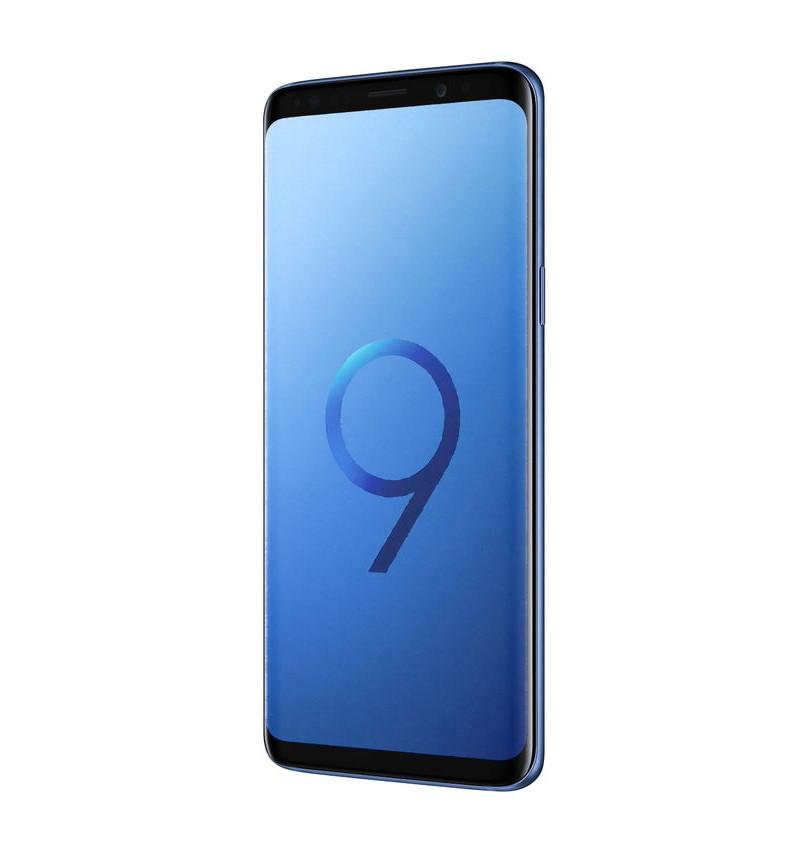 Samsung Galaxy S9 G960F 64 GB DualSim modrá