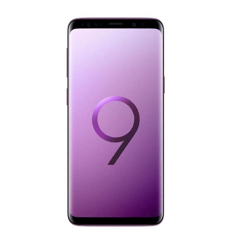 Samsung Galaxy S9 G960F 64 GB DualSim fialová