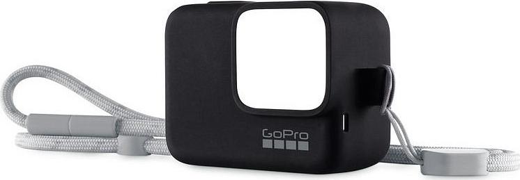 GoPro Sleeve + Lanyard čierny ACSST-001