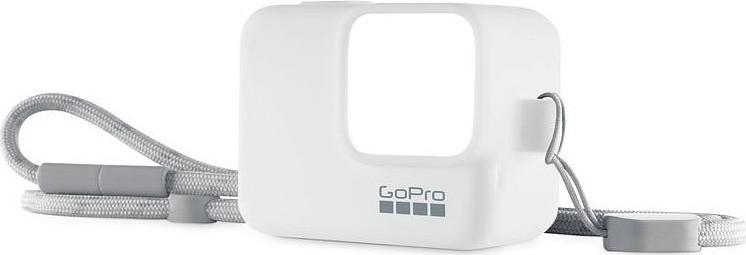 GoPro Sleeve + Lanyard biely ACSST-002