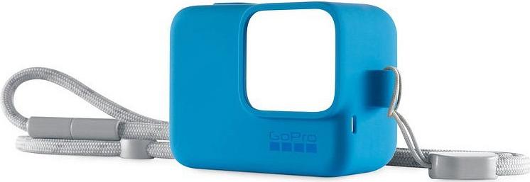 GoPro Sleeve + Lanyard modrý ACSST-003